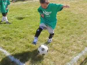 Kids Football Activities