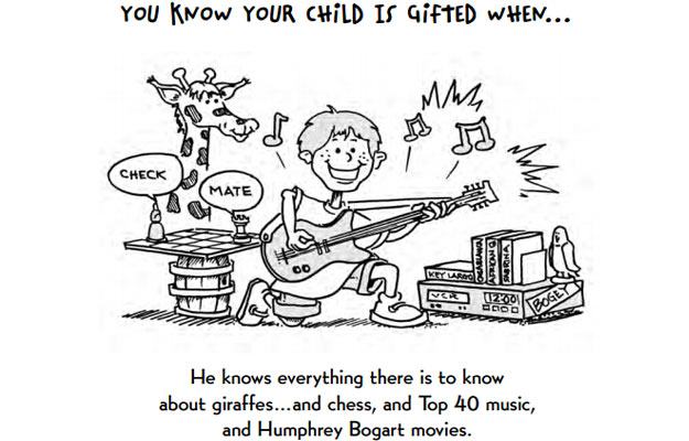 Growth Hack #1: How to Know If Your Child Is Gifted